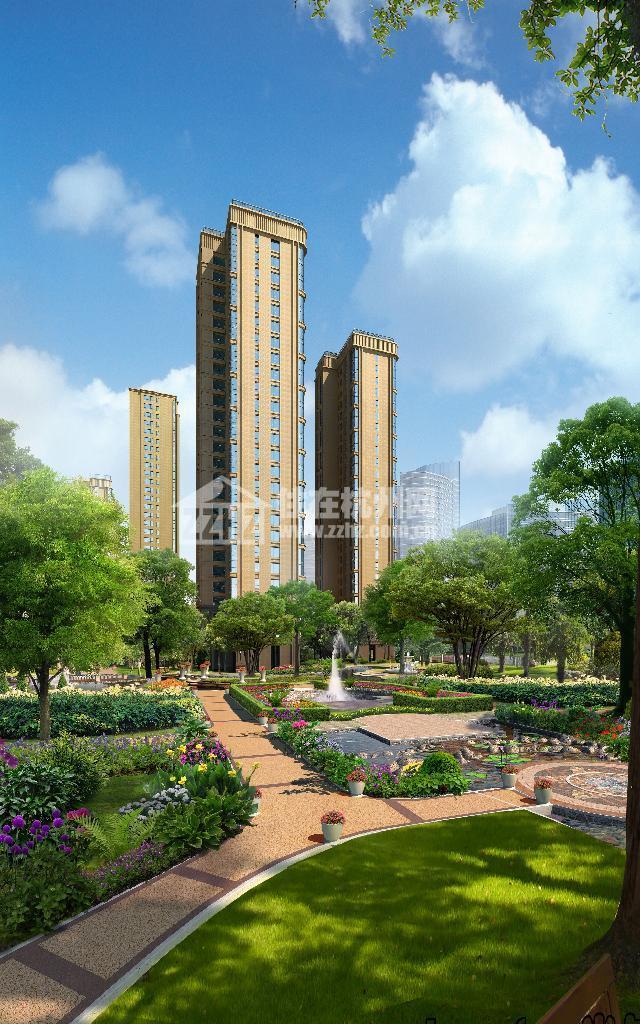 杭州远洋公馆绿园