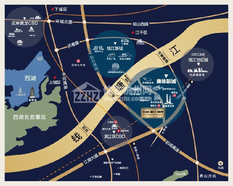 龙湖·春江彼岸