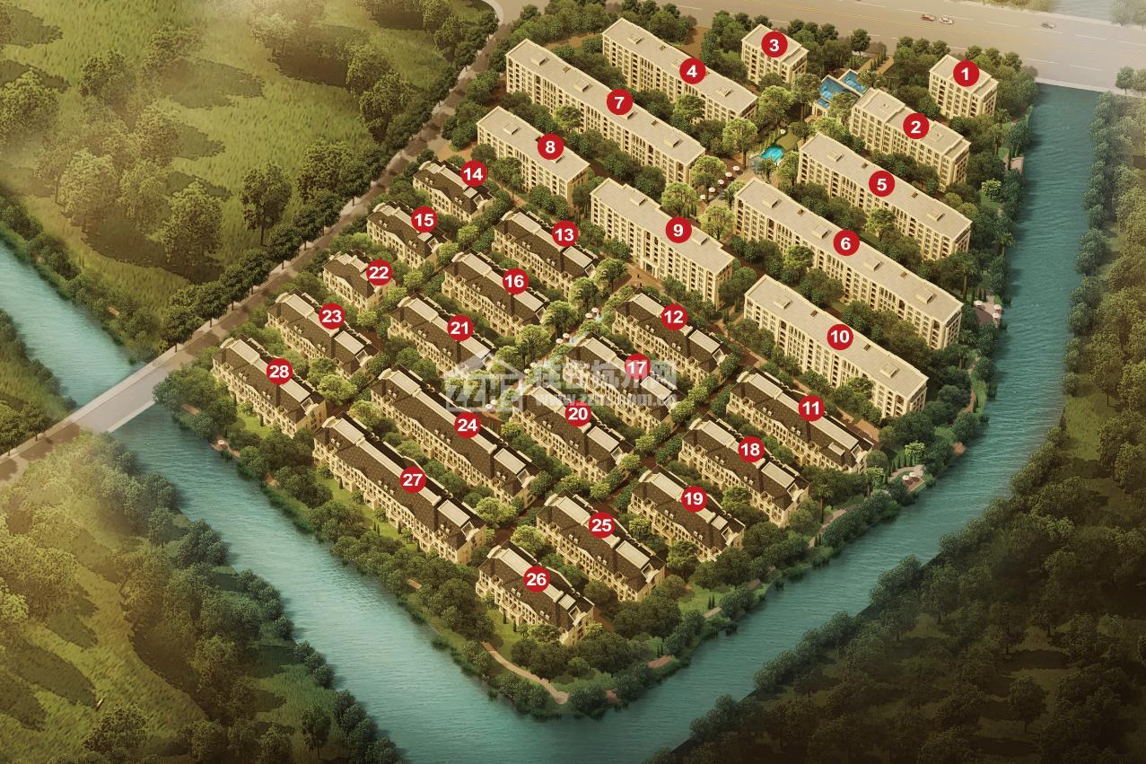 绿城·西溪融庄
