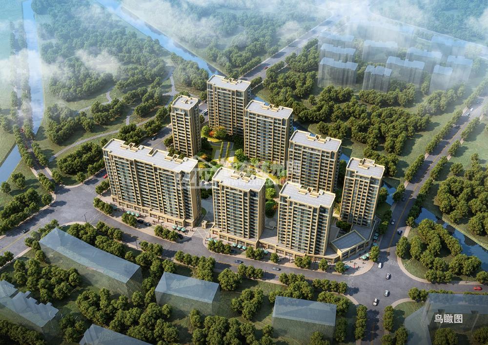 中国铁建·国际花园