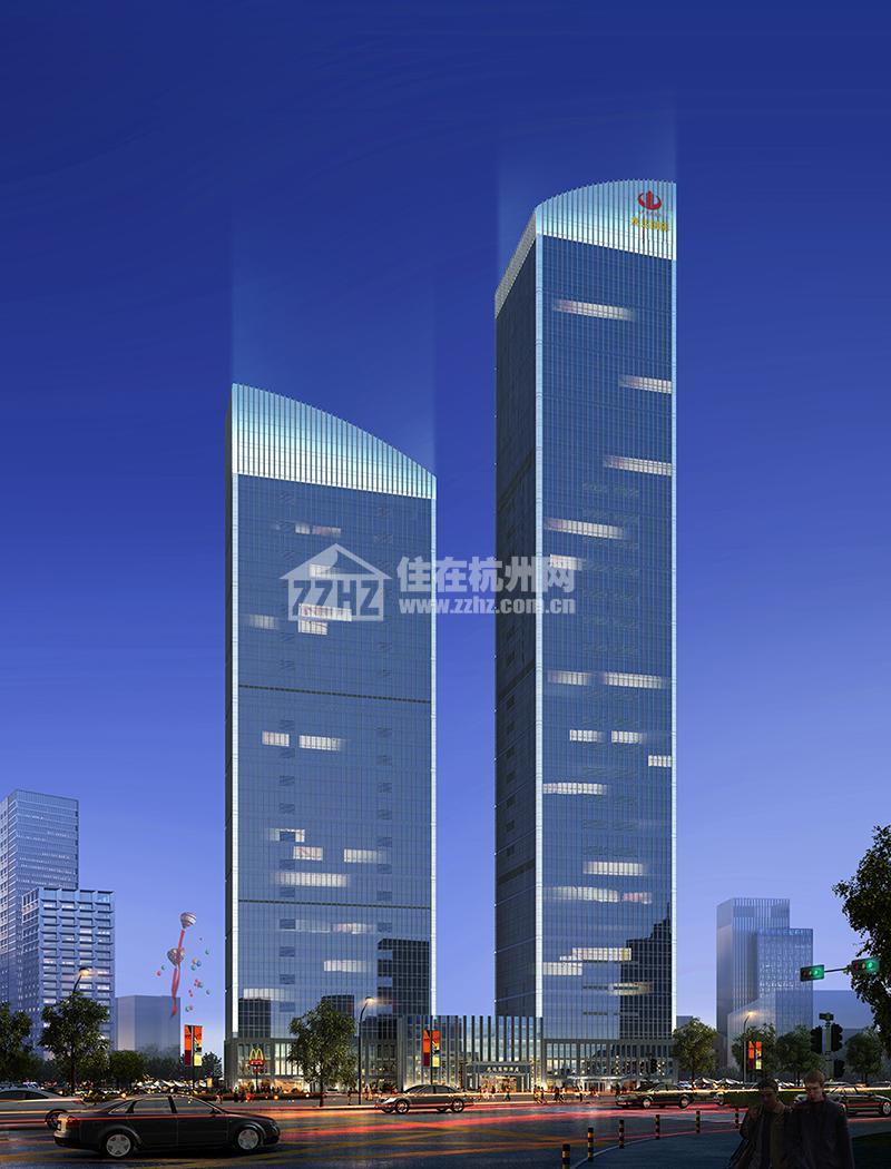 龙达国际大厦