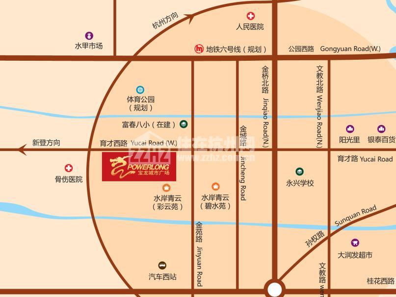 富阳宝龙城市广场