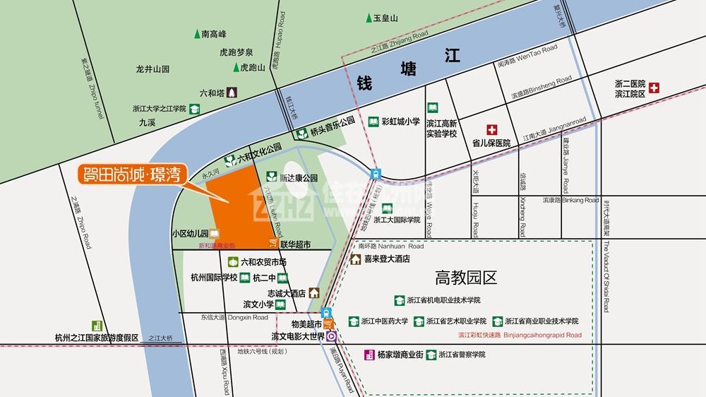 贺田尚城·璟湾