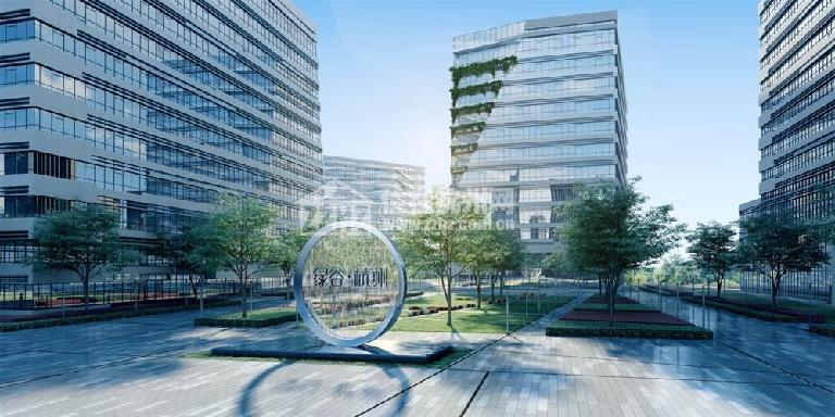 绿谷·杭州东部创新中心